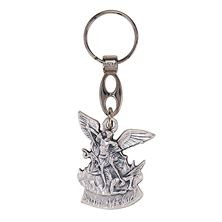 ST. MICHAEL KEY CHAIN