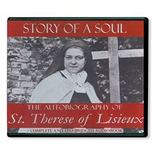 STORY OF A SOUL - AUDIO BOOK ON CD