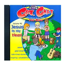 CAT.CHAT CD : JESUS IN MY HEART