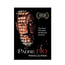 PADRE PIO MIRACLE MAN - DVD