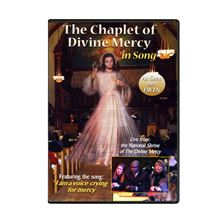 CHAPLET OF DIVINE MERCY IN SONG - DVD