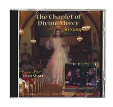CHAPLET OF DIVINE MERCY IN SONG - CD