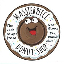 MASSTERPIECE DONUT SHOP - CD