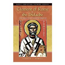 CLEMENT OF ROME AND THE DIDACHE