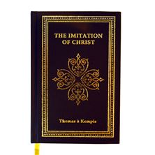 THE IMITATION OF CHRIST- 1893 HARDCOVER EDITION