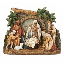ADORATION OF THE MAGI WITH HOLY FAMILY 13-INCH