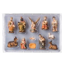 TINY 2-INCH NATIVITY (12-PIECE SET)