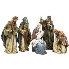 5-PIECE NATIVITY SET (10-INCH)