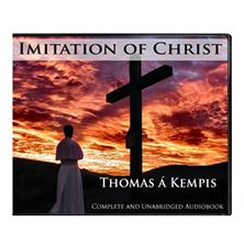 THE IMITATION OF CHRIST - AUDIO BOOK ON CD