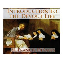 INTRODUCTION TO THE DEVOUT LIFE - CD AUDIO BOOK