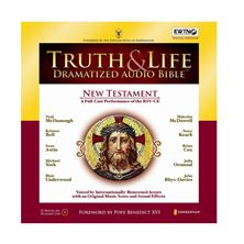 TRUTH and LIFE DRAMATIZED NEW TESTAMENT - AUDIO CD
