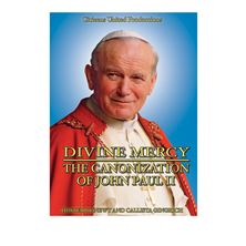 DIVINE MERCY: THE CANONIZATION OF JOHN PAUL II