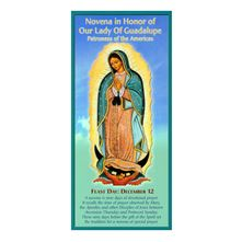 NOVENA IN HONOR OF OUR LADY OF GUADALUPE