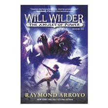 WILL WILDER: THE AMULET OF POWER (PAPERBACK)