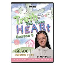 TRUTH IN THE HEART - SEASON III - GRADE 1 - DVD