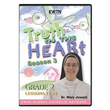 TRUTH IN THE HEART - SEASON III - GRADE 2 - DVD