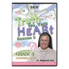 TRUTH IN THE HEART - SEASON III - GRADE 4 - DVD
