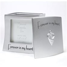 MEMORIAL KEEPSAKE BOX  FRAME