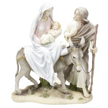 FLIGHT INTO EGYPT - GALLERIA DIVINA COLLECTION