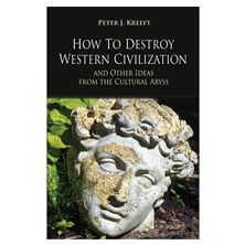 HOW TO DESTROY WESTERN CIVILIZATION AND OTHER IDEAS FROM THE CULTURAL ABYSS