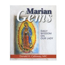 MARIAN GEMS - DAILY WISDOM ON OUR LADY
