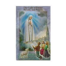 OUR LADY OF FATIMA NOVENA AND PRAYERS