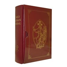 NEW DAILY ROMAN MISSAL - LARGE PRINT