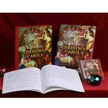 BEST-LOVED CHRISTMAS CAROLS - BOXED SET
