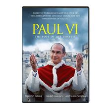 PAUL VI - THE POPE IN THE TEMPEST - DVD