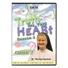 TRUTH IN THE HEART - SEASON IV - GRADE 2 - DVD