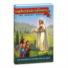 OUR LADY OF FATIMA - THE GRAPHIC NOVEL (HARDCOVER)