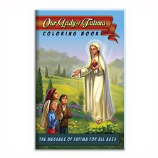 OUR LADY OF FATIMA - GRAPHIC NOVEL (COLORING BOOK)