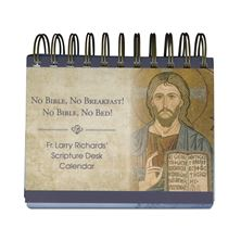 FR. LARRY RICHARDS' SCRIPTURE DESK CALENDAR