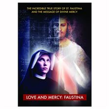 LOVE AND MERCY: FAUSTINA - DVD