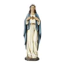 IMMACULATE HEART OF MARY STATUE 14""