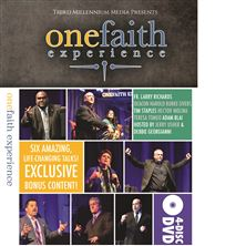 ONE FAITH EXPERIENCE - DVD SET