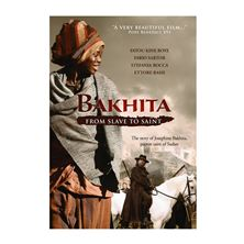 BAKHITA: FROM SLAVE TO SAINT - DVD