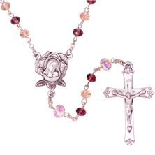 A MOTHER'S ROSARY