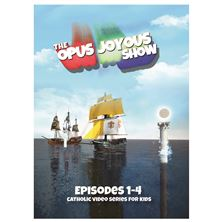 OPUS JOYOUS CATHOLIC VIDEO SERIES FOR KIDS (DVD)