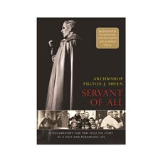 ARCHBISHOP FULTON SHEEN - SERVANT OF ALL DVD