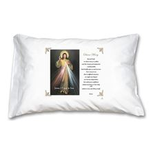 DIVINE MERCY - PILLOWCASE
