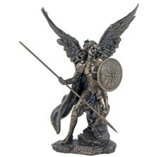 ARCHANGEL RAPHAEL - BRONZE FINISH