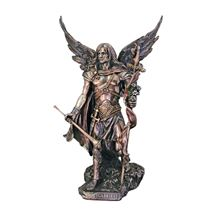 ARCHANGEL GABRIEL - BRONZED FINISH