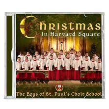 CHRISTMAS IN HARVARD SQUARE - CD