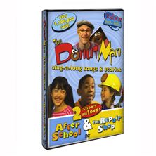 AFTER SCHOOL and REPAIR SHOP-DONUT MAN DVD
