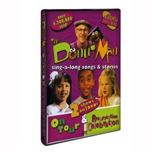 ON TOUR and RESURRECTION CELEBRATION-DONUT MAN DVD