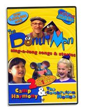 CAMP HARMONY and CELEBRATION HOUSE- DONUT MAN DVD
