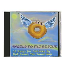 ANGELS TO THE RESCUE - CD