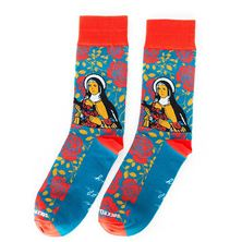 ST. THERESE ADULT SOCKS