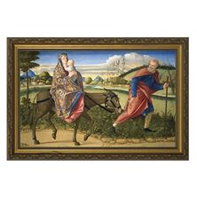 FLIGHT INTO EGYPT FRAMED ART